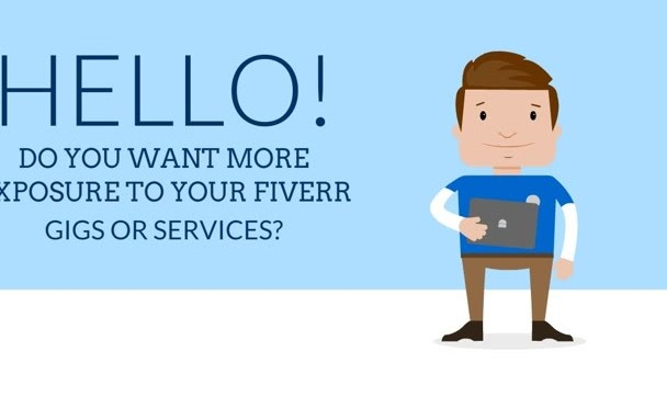 Fiverr - Promote Fiverr Gigs To FiverrBox.com