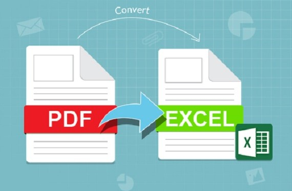 Do pdf to excel and any kind of data entry