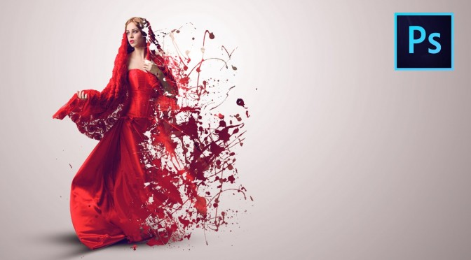 Create dispersion effect