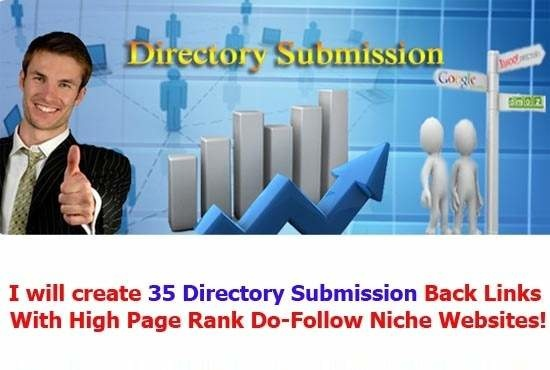 Do Directory Submission Backlinks For Your Website