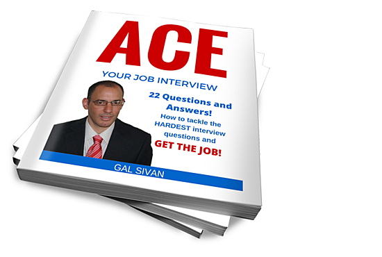 Send you the ultimate guide on how to ace the job interview for $5