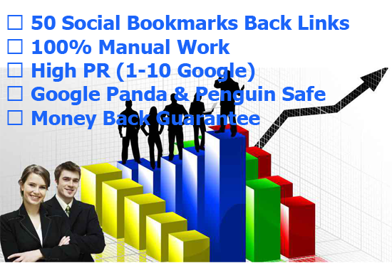 Do Social Bookmarking Backlinks for High Page Rank