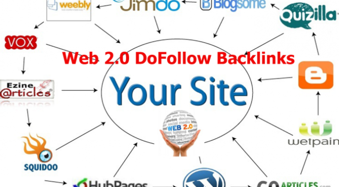 Do Web 2 Backlinks Wheel