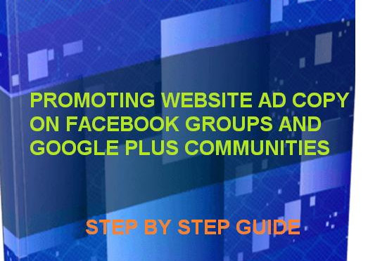 Show you step by step how to make Money on Facebook Groups