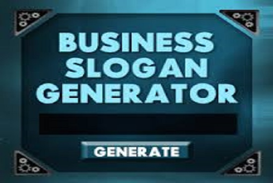 Create 8 powerful slogans or names for your business, startup, or book title for $5