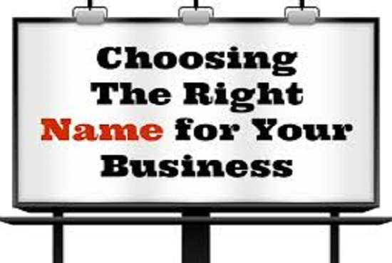 Brainstorm 10 business names, taglines, or book titles, you got it I will name i for $5