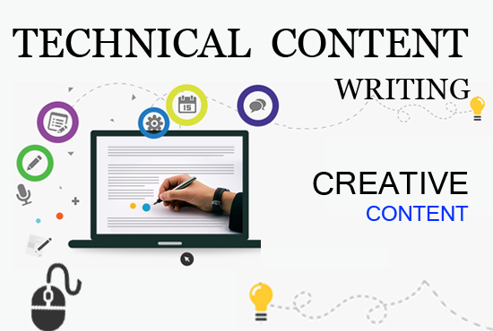 Do Technical Content Writing For Website, Tutorial, Blog