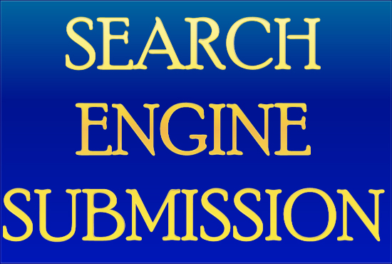 SEARCH ENGINE SUBMISSION Of Website/Blog
