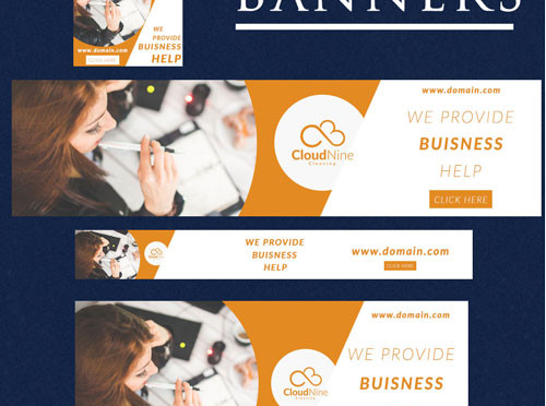 Creating web banners & ads