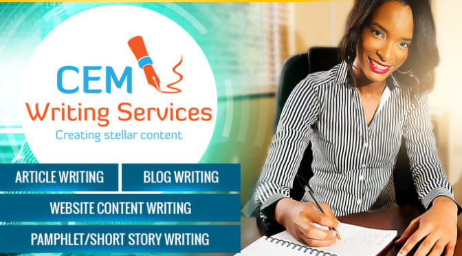Write amazing website content
