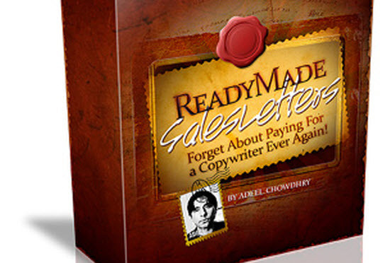 Send 5 Ready Made Sales Letters Templates That Convert