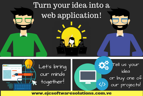 Web application development from just $60!