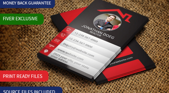 Make a 2 sided business card design with mockups