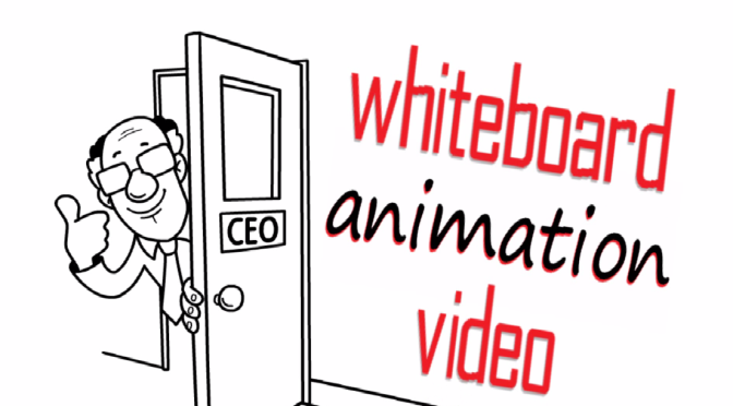Create a professional whiteboard video with voice over recording