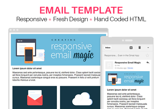 convert your jpg or png or pdf or psd to html email template