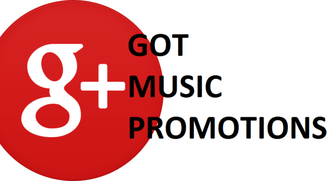 Promote your music to over 62,000 google plus music lovers