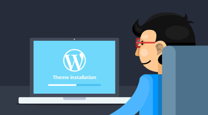 Install and setup WordPress theme exactly like the demo and also add security