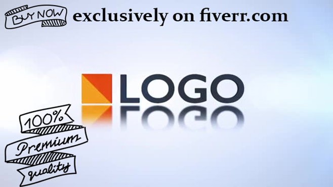 Create short Clean Corporate Logo INTROS