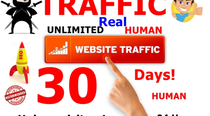 Get unlimited targeted traffic for your website