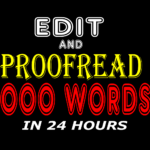 proofread and edit2