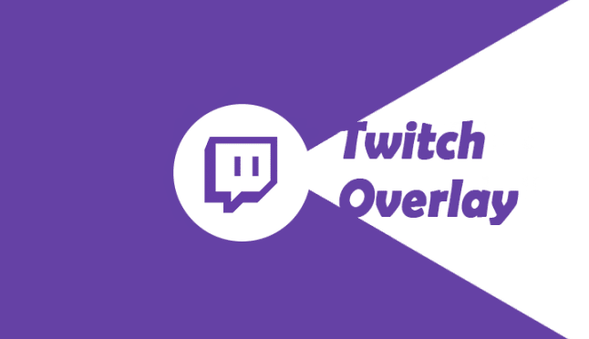 Make A Super Overlay And Logo For Your Twitch Stream