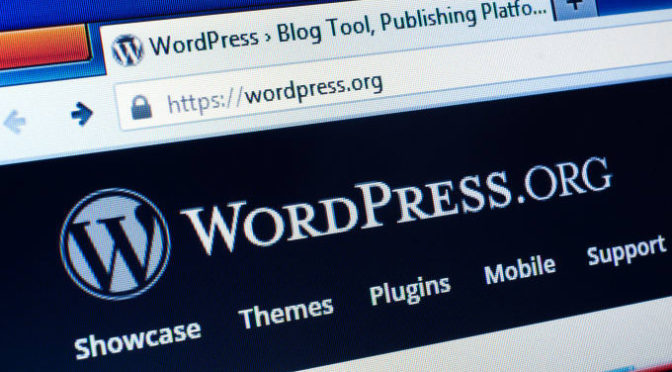 create WordPress website or WordPress design
