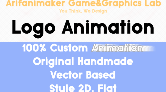 Create Custom Logo Animation In Flat Style