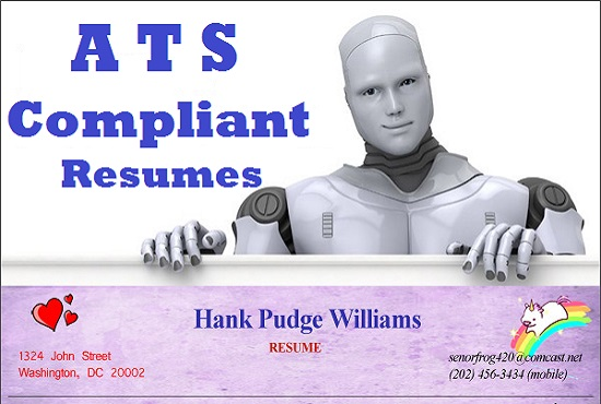 Write ATS compliant resume for any job application