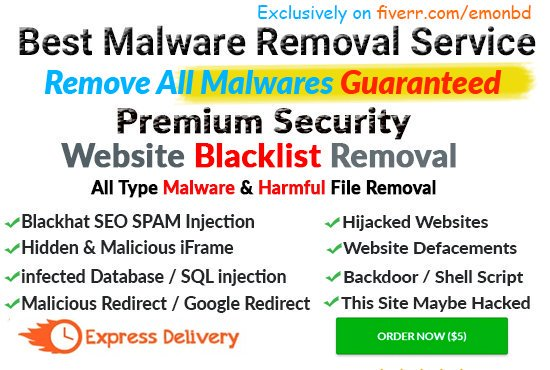 Remove Malware Or Hacked Virus Fast From Any WordPress Site