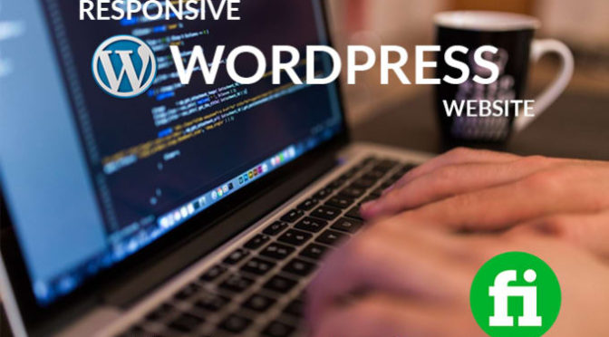 Design And Develop Responsive WordPress Website