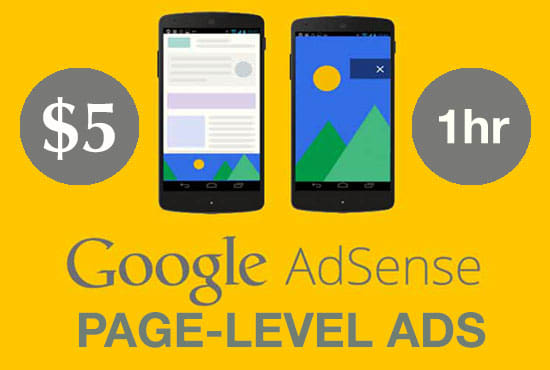 Set Adsense Page Level Ads On WordPress