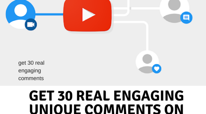 Get 30 People To Write Real Engaging Comments On Your Video
