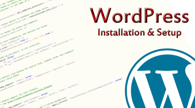 Install WordPress ,Theme ,Plugins And Secure It