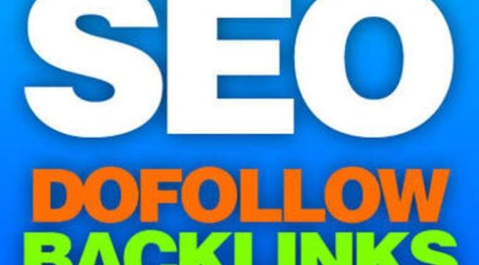 Do Follow Backlinks For Seo