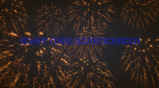 Customize This Fireworks Logo Animation