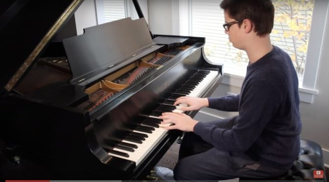 Play Your Favorite Song On Piano