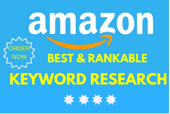 Do Amazon Niche Keyword Research