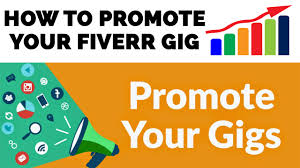Promote Your Fiverr Gig In Social Media