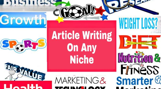 Do Ghostwriting, Ebook Writing On Any Niche