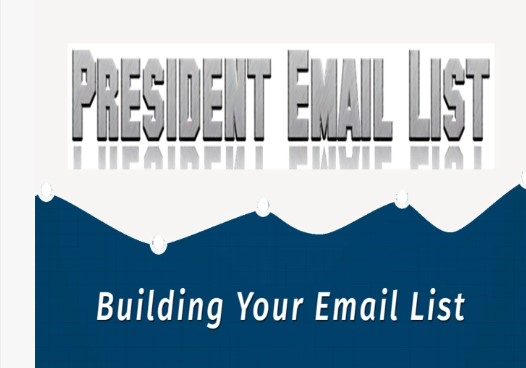 Provide You President Email List