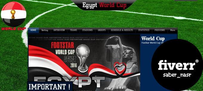 Design Professional WIX Website, FiverrBox