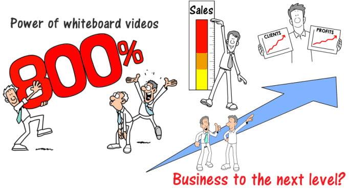 Whiteboard Animation Video, FiverrBox