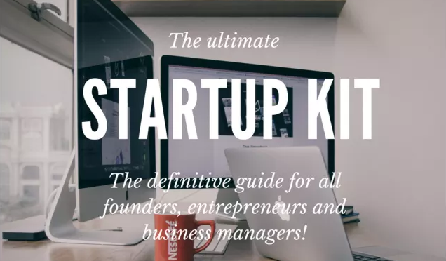 Send you the ultimate startup guide and kit