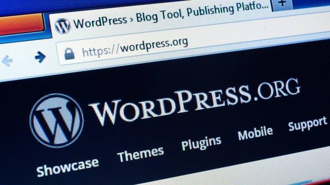 create WordPress website or WordPress design, FiverrBox
