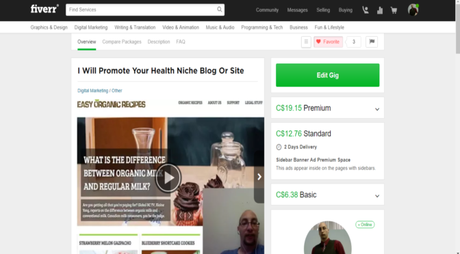 Promote Your Health Niche Blog Or Site
