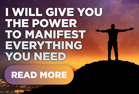 Give You The Power To Manifest Everything You Need