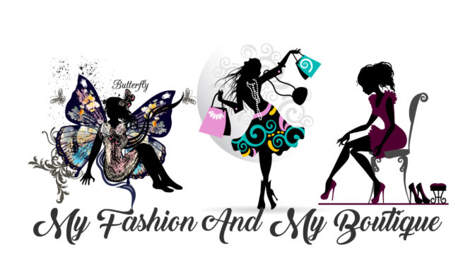 Design Boutique And Fashion Logo