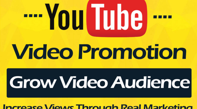 Do views magnetic youtube channel, video promotion