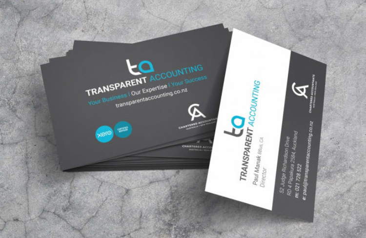 Create amazing business card and stationery design for your business, FiverrBox