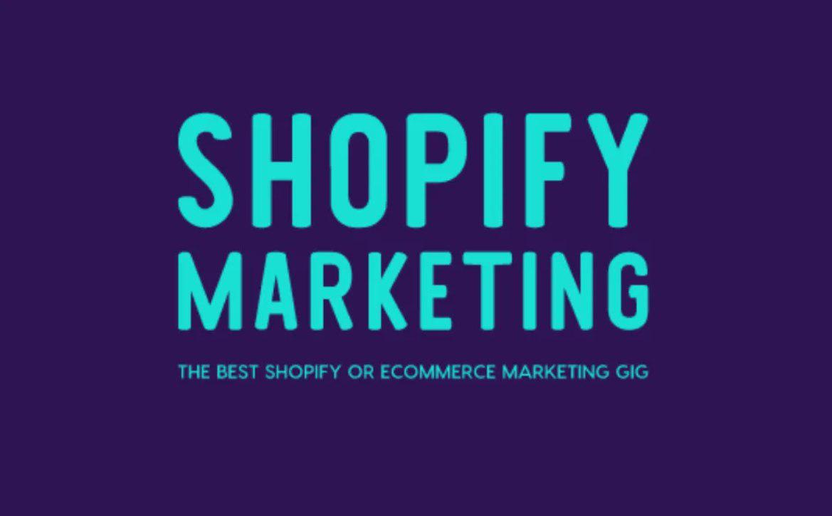 Shopify Marketing, FiverrBox